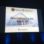 Nano-Cathedral Oslo Open Conference
