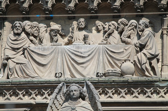 cologne cathedral last supper